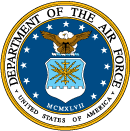 Dept of Air Force logo