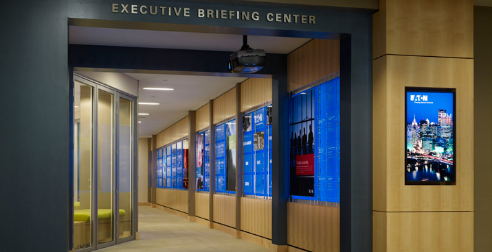 Briefing Centers Project