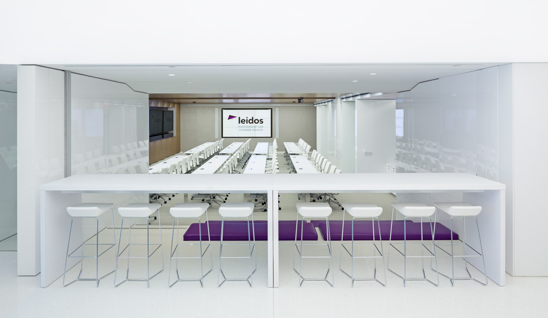 leidos for employees