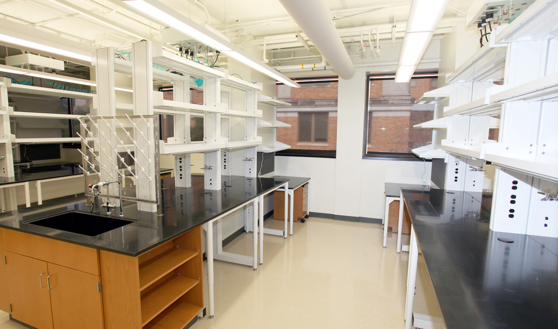 Laboratories Project