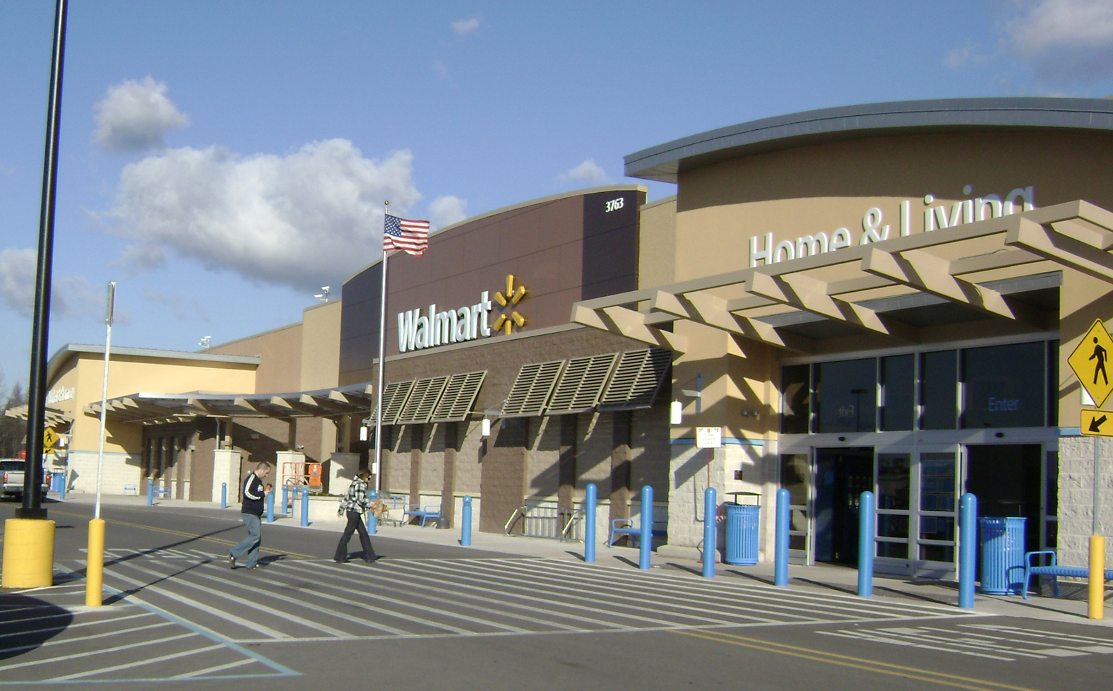 Full Architecture And Engineering Services To Wal Mart Stores, Inc.