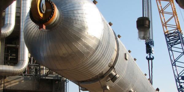 HollyFrontier Reactor Lift