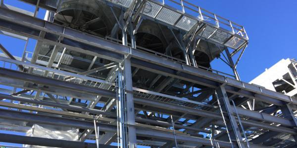 Magellan Midstream Condensate Splitter Crude Fractioner
