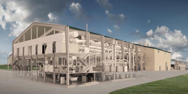 Advanced Metal Finishing Facility Robins Air Force Base