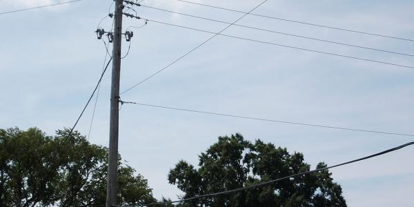 Langley Air Force Base Overhead Electrical Line Replacement