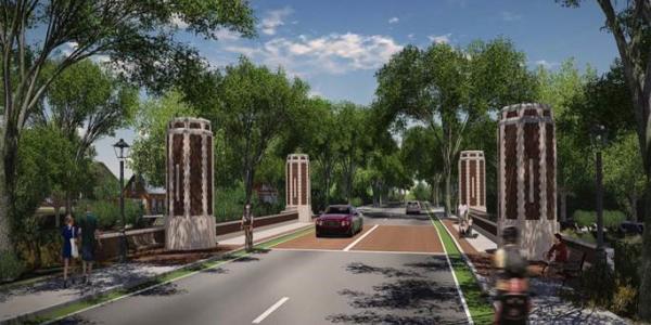 Lindsey Street Improvements, Norman, Oklahoma
