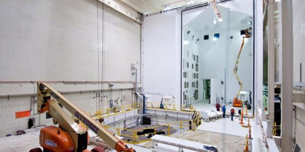 NASA, Glenn Research Center, Vibro-Acoustic Research Facility