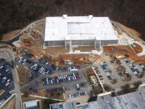 Parking Garage, Surface Parking, Central Utility Building, and Site Improvements, USACE Baltimore, Fort Belvoir