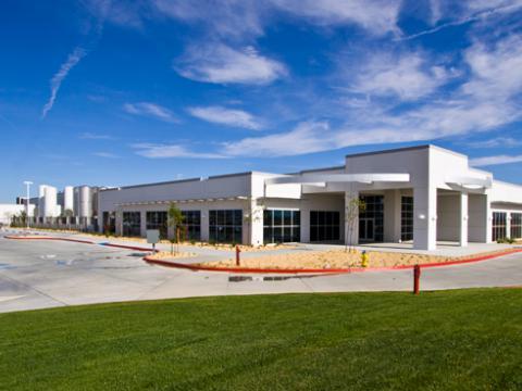 Dr Pepper Snapple Distribution Center