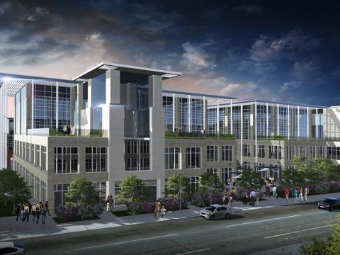 Eastland Mall, Studio Charlotte