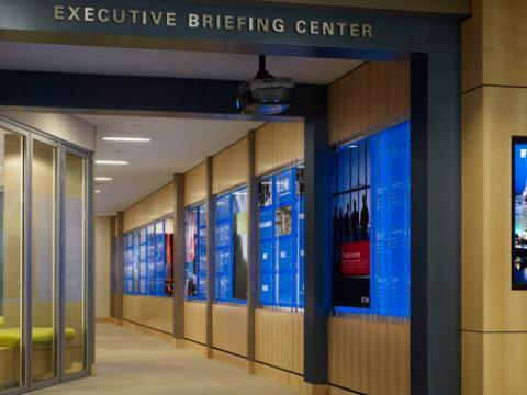 Eaton Executive Briefing Center