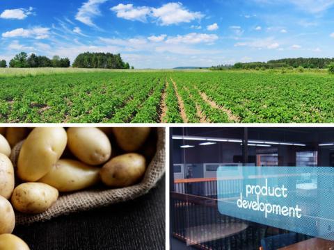 JR Simplot Food Research Development Center