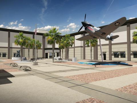 Joint Space Operations Center (JSpOC) Consolidation, Vandenberg Air Force Base