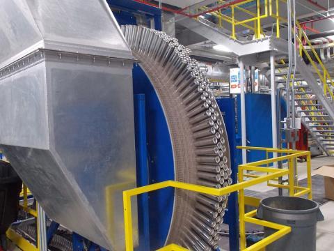 Metal Container Corp Aluminum Bottle Line