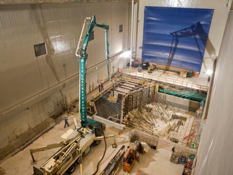 NASA, Glenn Research Center, Vibro-Acoustic Research Facility