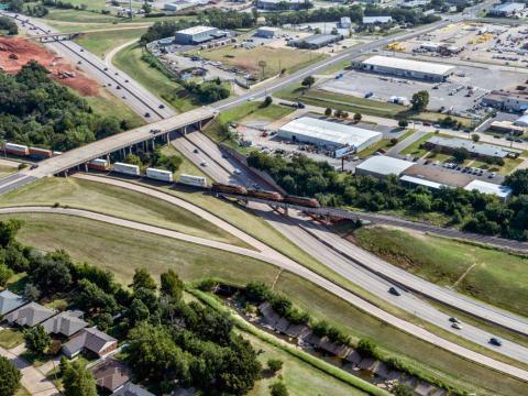 I-235/I-44 Interchange