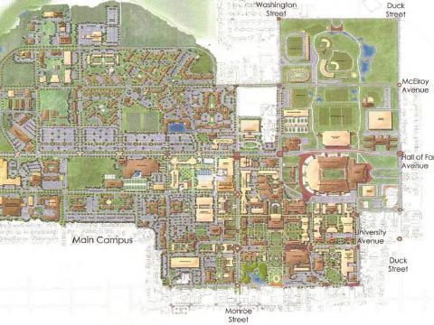 Oklahoma State Campus Master Plan