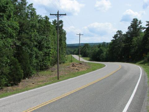 SH-2 Improvements, Latimer County