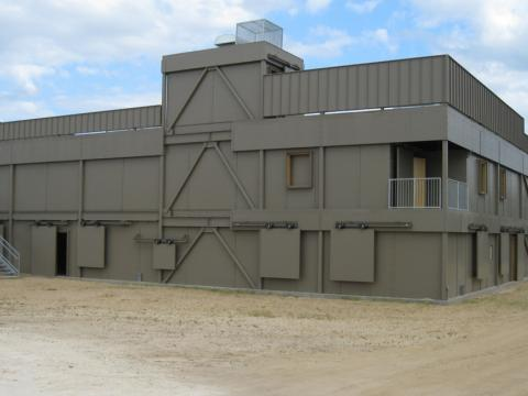 USACE Mobile District 7th Special Forces Group Range Complex