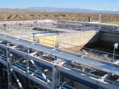 Waste Water Victorville California Renewable Energy